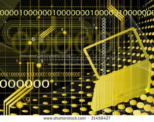 stock-photo-black-and-yellow-background-with-numbers-and-computer-31458427